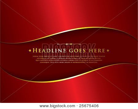 vector of simple design and layout