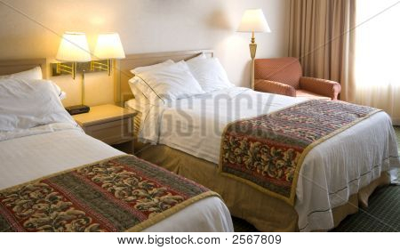 A Generic Hotel Room