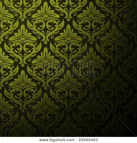 vector seamless ornament wallpaper