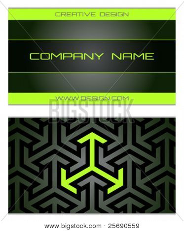 business cards set 48