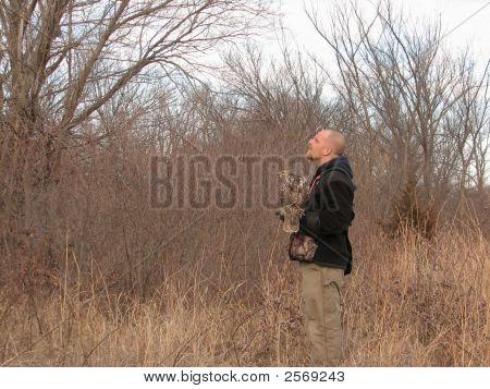 A Man & His Hawk