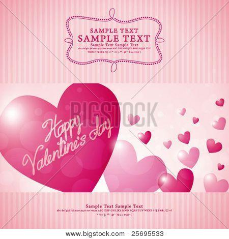 Valentine background 03