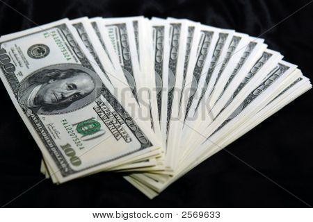 Fanned Money
