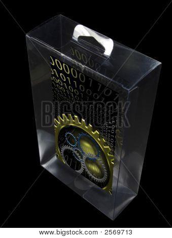 Turning Gears Display