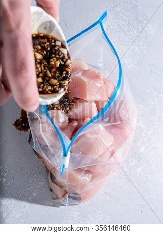 Chicken Prep Crock Pot Freezer Meals For Slow Cooking