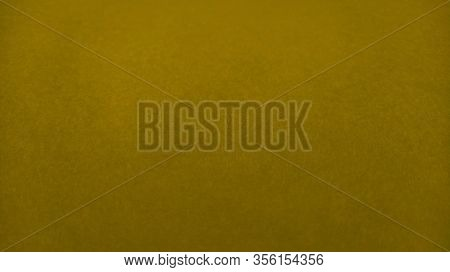 Nice Yellow Background. A Sheet Of Paper Close-up. Pure Cheerful Color. A Bright Shade Of Yellow, Cl