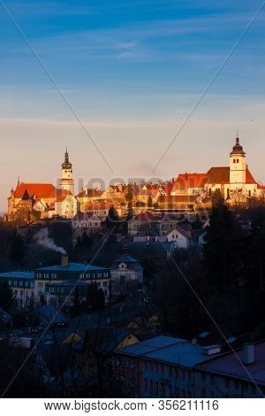 Nove Mesto nad Metuji, Eastern Bohemia, Czech Republic