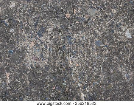 Ground Stone Surface Texture Background, Rough Ground Surface