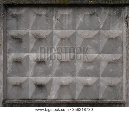 Concrete Wall , Ussr Concrete Slab Fence, Soviet Concrete Fence