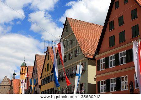 Dinkelsbuehl, Germany