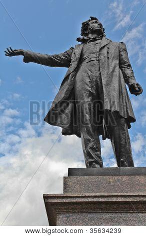 Great Russian Poet Pushkin