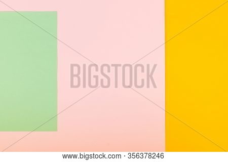 Geometric Colorful Paper Background.different Colored Papers, Bright Abstract Background.trend Color