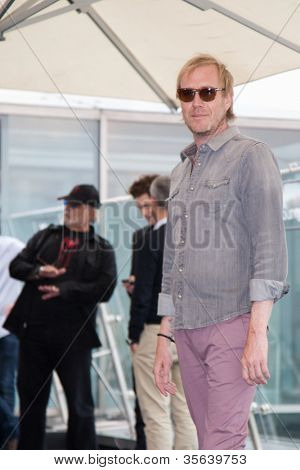 MOSCOW, RUSSIA-JUNE  15: Actor Rhys Ifans. Premiere of the movie