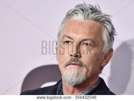 LOS ANGELES - MAR 05:  Tommy Flanagan arrives for 'Westworld' Season 3 Premiere on March 05, 2020 in Hollywood, CA