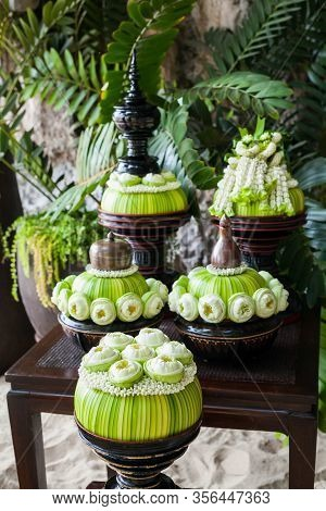 Thai Setup Wedding Ceremony
