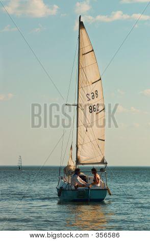 Couples Under Sail