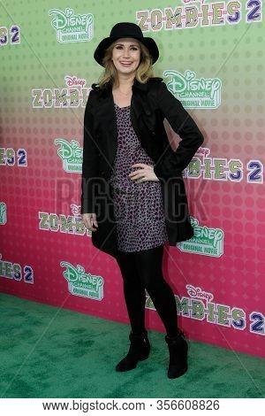 LOS ANGELES - JAN 25:  Ashley Jones at the