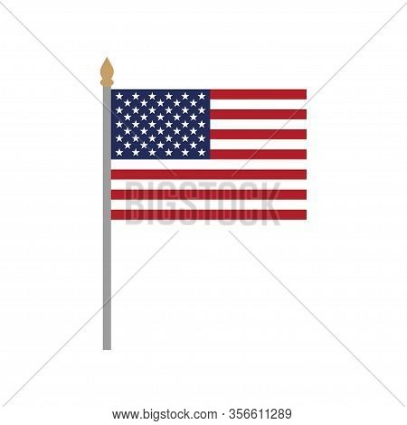 Original American Flag, The Fourth Of July