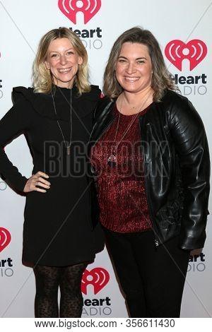 LOS ANGELES - JAN 17:  Ramona Shelburne, Julia Henderson at the 2020 iHeartRadio Podcast Awards at the iHeart Theater on January 17, 2020 in Burbank, CA
