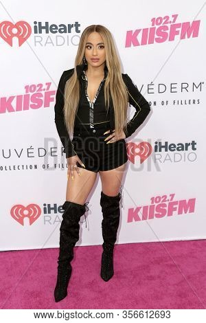 LOS ANGELES - JUN 1:  Ally Brooke at the 2019 iHeartRadio Wango Tango at the Dignity Health Sports Park on June 1, 2019 in Carson, CA