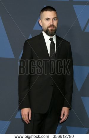 LOS ANGELES - OCT 27:  Robert Eggers at the Governors Awards at the Dolby Theater on October 27, 2019 in Los Angeles, CA