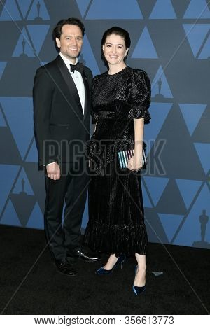 LOS ANGELES - OCT 27:  Matthew Rhys, Guest at the Governors Awards at the Dolby Theater on October 27, 2019 in Los Angeles, CA