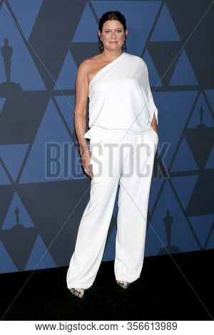 LOS ANGELES - OCT 27:  Emma Tillinger Koskoff at the Governors Awards at the Dolby Theater on October 27, 2019 in Los Angeles, CA