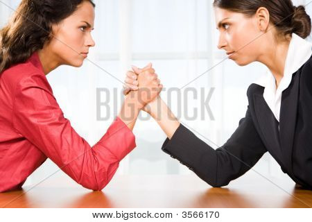Frauen im Kampf