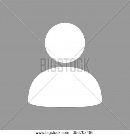 Default Avatar Profile Icon Vector, Social Media User