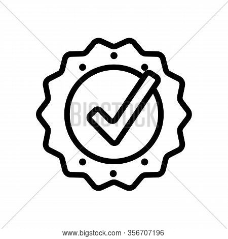 Best Seller Icon Vector. Best Seller Sign. Isolated Contour Symbol Illustration