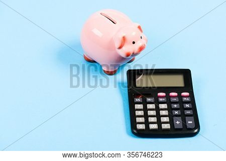 Tax Savings. Piggy Bank Money Savings. Investing Gain Profit. Pay Taxes. Calculate Taxes. Piggy Bank