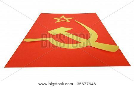 Cccp Flag