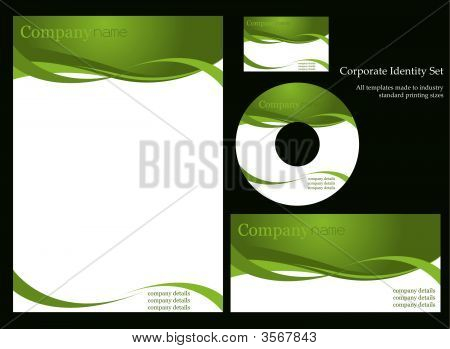Corporate Identity Template Series