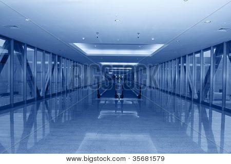Rolltreppen im Businesscenter