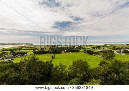 Welsh Coast Near Llanbedr