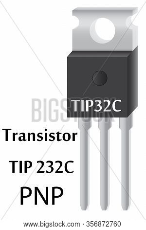 A Transistor Is A Semiconductor Radio Element That Is Widely Used In Radio Engineering, In Modern Te