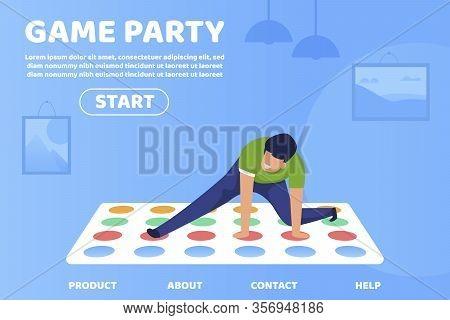 Flat Written Game Vector Photo Free Trial Bigstock