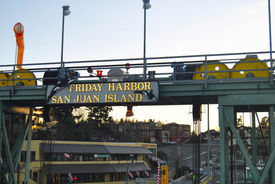 Friday Harbor Dock
