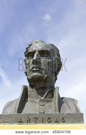 Statue Of General Artigas