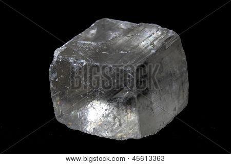Single Clear Quartz Crystal