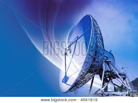 Telecommunication Tower.
