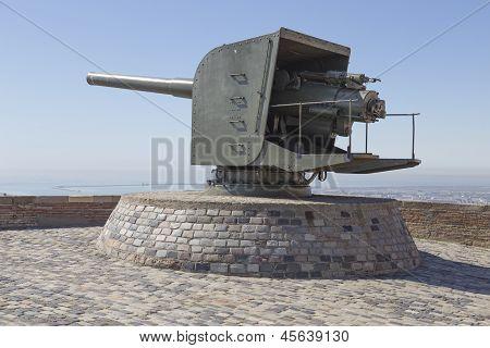 Naval Gun Vickers Model 1923