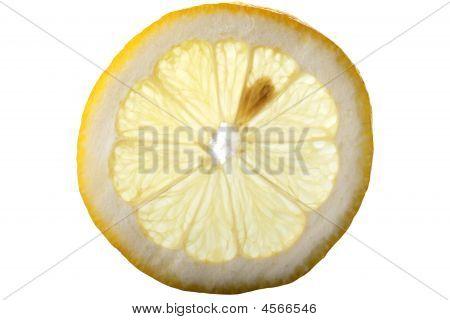 Slice Of A Lemon