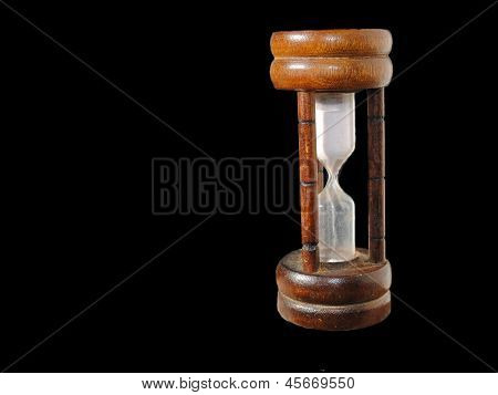 Through the hourglass