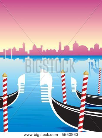 Venice Gondole