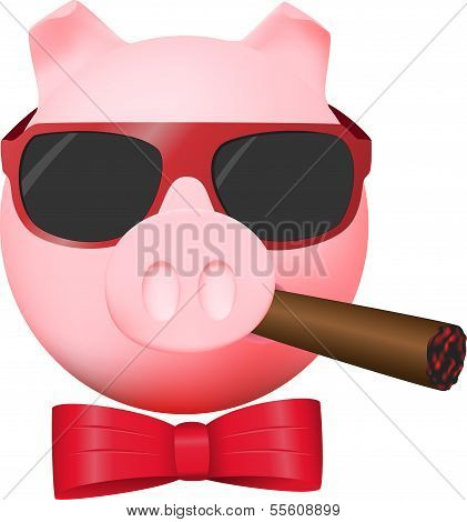 Civil Poker Pig