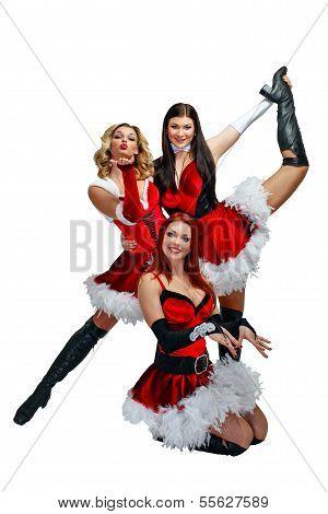 Dancers And Christmas
