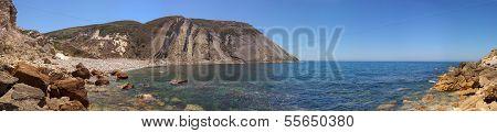 Beach Of Lagosteiros