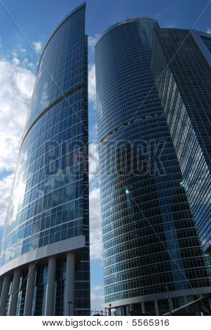 Moscow Sky Building2