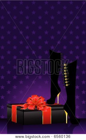 female sexy shoes